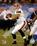 Cleveland Browns Brady Quinn - 2007 Action Photo