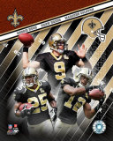 "New Orleans Saints ""Big 3"" Photo"