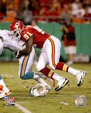 Kansas City Chiefs - Tamba Hali Photo Photo