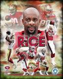 NFL Jerry Rice Photo