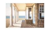 Hampton Porch Collectable Print by Daniel Pollera