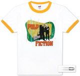 Pulp Fiction - Gun Up Retro Shirts