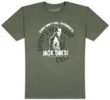 24 - Guns Don&#39;t Kill Terrorists, Jack Does T-Shirt