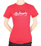 Juniors: Air Supply - Logo Decoration T-shirts