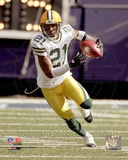 Green Bay Packers Charles Woodson 2007 Action Photo