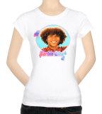 Women's: Corbin Bleu - Circle w/Hearts T-shirts