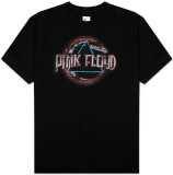 Pink Floyd - Circle Dark Side T-Shirt
