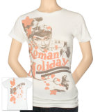 Juniors: Roman Holiday - Hollywood Back T-shirts