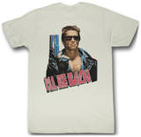 Terminator - I'll Be Back T-shirts