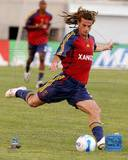 Kyle Beckerman 2007 Action Photo