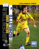 Guillermo Barros Schelotto Photo