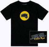 Karate Kid - Strike First, Strike Hard, No Mercy T-Shirts