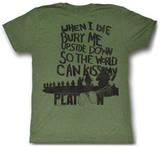 Platoon - Kiss My T-Shirts
