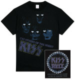 KISS - Creatures '83 T-shirts