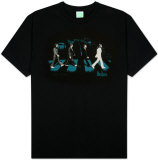 ビートルズ - ストライド Tシャツ