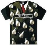 Pink Floyd - Lightbulb Suit T-Shirts