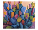 Desert Jewel Giclee Print by Gayle Faucette Wisbon