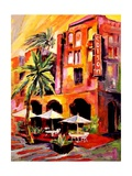 Colors of South Beach Giclee Print by Diane Millsap
