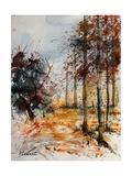 Watercolor 040902 Pôsteres por  Ledent