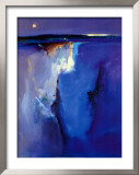 Violet Horizon Posters by Peter Wileman