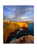 Cabo Rojo Lighthouse, Puerto Rico Photographic Print by George Oze