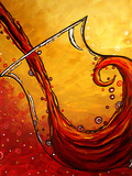 Bubbling Joy Giclee Print by Megan Aroon Duncanson