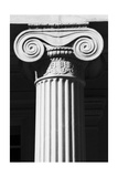 Column Detail Photographic Print by John Gusky