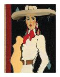 Viva La Charra Limited Edition by Kathy Sosa