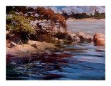 Lake Retreat Giclee Print by Philip Craig