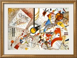 Untitled Watercolor, c.1923 Prints by Wassily Kandinsky