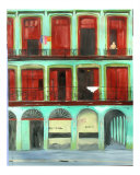 Havana Spot Giclee Print by Rebecca Felland-syring