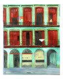 Havana Spot Giclee Print by Rebecca Felland-syring