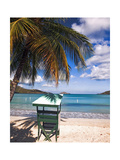 Magens Beach, Saint Thomas, US Virgin Islands Photographic Print by George Oze