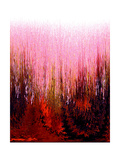 Chromatic Downpour Poster por Ruth Palmer