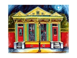 New Orleans Color Giclee Print by Diane Millsap