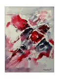 Watercolor abstract 050407 Giclee Print by  Ledent