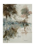 Watercolor 170306 Giclee Print by  Ledent