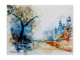 Watercolor 2407062 Pôsters por  Ledent