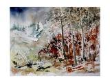 Watercolor 200307 Posters por  Ledent