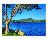 Absolute Peace at Lake Placid Giclee Print by New Yorkled