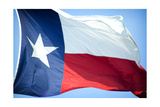Texas Flag Photographic Print by John Gusky