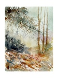 Watercolor 080605 Giclee Print by Ledent