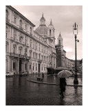 Piazza Navona, Rome Photographic Print by Caimin Jones