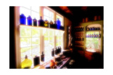 Apothecary Photographic Print by George Oze