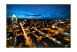 Austin 2 Photographic Print by John Gusky