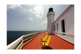 Arecibo Lighthouse, Puerto Rico Photographic Print by George Oze