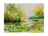 Watercolor 060607 Arte por  Ledent
