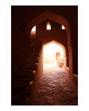 Archway in Nizwa Fort Photographic Print by Donna Corless