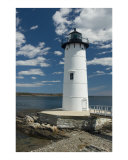 Portsmouth Harbor Lighthouse Photographic Print by Ross Tracy