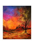Fall Colors 56 Giclee Print by Ledent